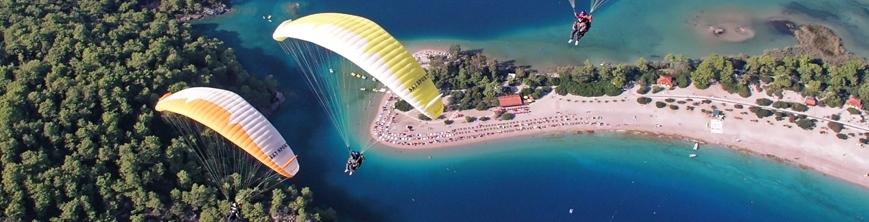 Pack Sellette / Parachute